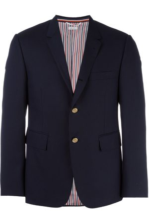 Thom Browne Men Blazers - Super 120s Twill Sport Coat