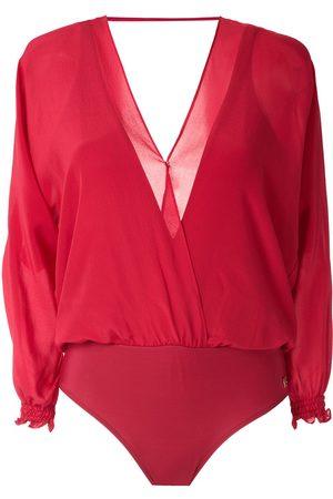 Brigitte Women Bodies - Silk bodysuit