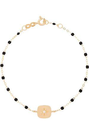 GIGI CLOZEAU 18kt Miss Gigi diamond beaded bracelet
