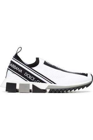 Dolce & Gabbana Women Sneakers - Logo print sneakers
