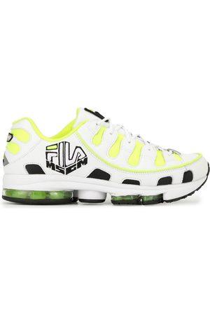 Msgm Men Sneakers - X FIla Silva sneakers