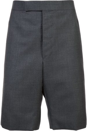 Thom Browne Classic backstrap shorts - Grey