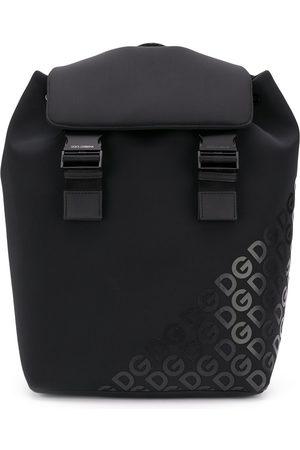 Dolce & Gabbana DG Mania print backpack