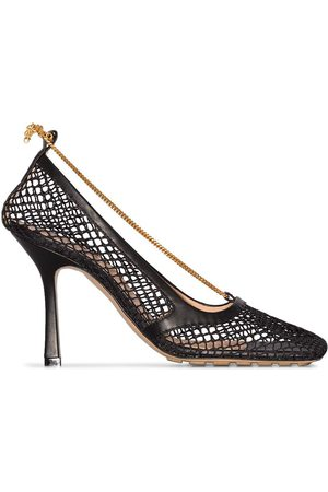 Bottega Veneta Stretch 90mm pumps