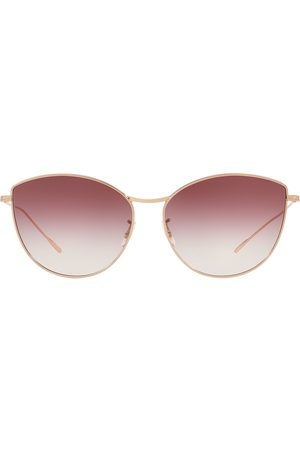 Oliver Peoples Rayette sunglasses - Metallic