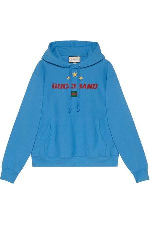 Gucci Band print hoodie
