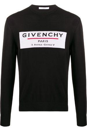 Givenchy Label motif jumper