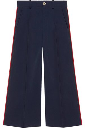 Gucci Striped culottes