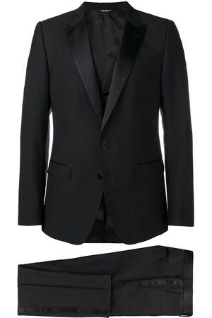 Dolce & Gabbana Men Suits - Three-piece dinner suit