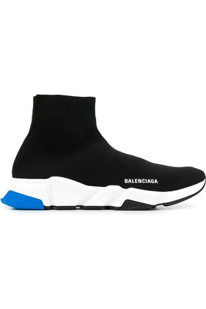 Balenciaga Speed knitted sock hi-top sneakers