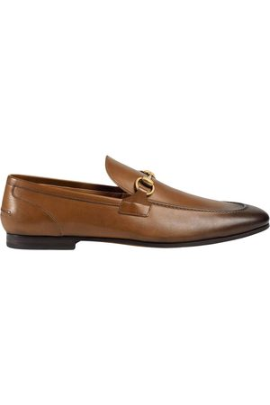 Gucci Men Loafers - Jordaan leather loafer