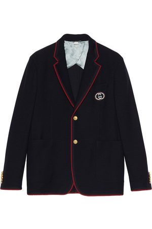 Gucci Palma single-breasted jacket