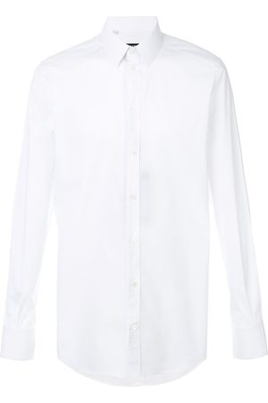 Dolce & Gabbana Men Shirts - Classic fitted shirt