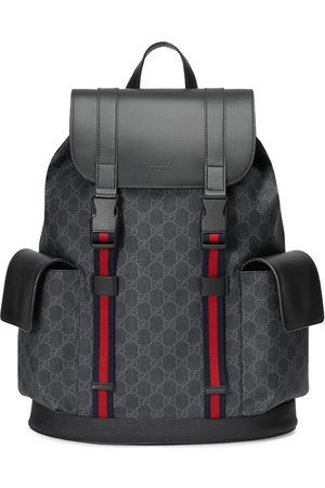 Gucci Men Rucksacks - GG Supreme pattern backpack