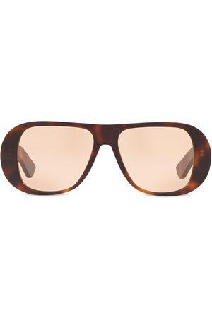 AlexaChung Women Sunglasses - X Sunglass Hut curved frames sunglasses