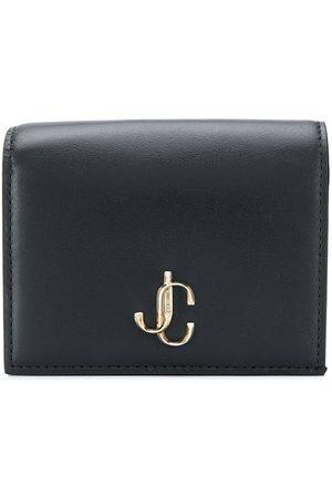 Jimmy Choo Hanne logo wallet