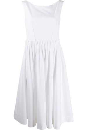 Marni Gathered waist sun dress
