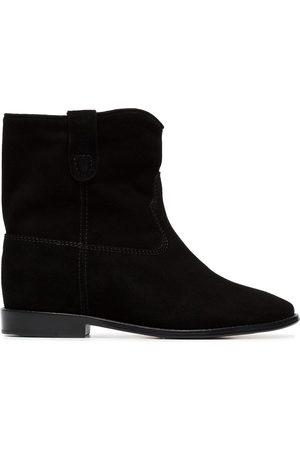 Isabel Marant Crisi flat ankle boots