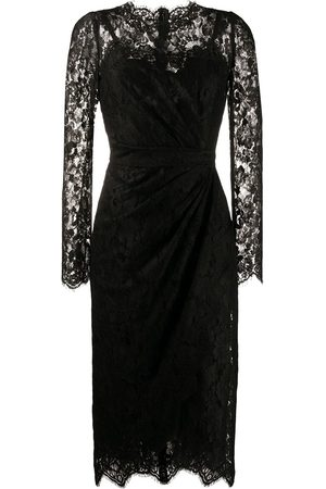 Dolce & Gabbana Lace fitted dress