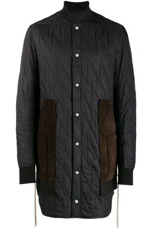 Rick Owens Men Parkas - Quilted duffle coat