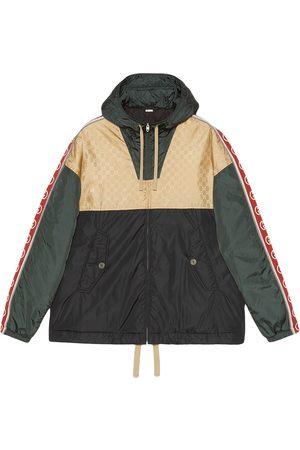 Gucci Logo tape jacket