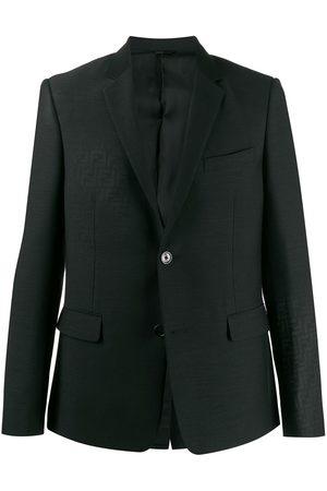 Fendi FF motif blazer