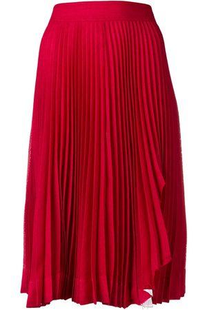 Calvin Klein Women Midi Skirts - Pleated midi skirt