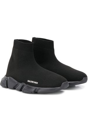 Balenciaga Kids Slip-on Speed sneakers