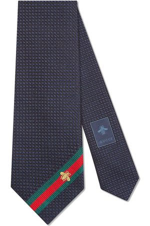 Gucci Men Bow Ties - Bee Web tie