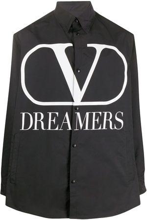 VALENTINO VLOGO Dreamer Semi-Oversize shirt