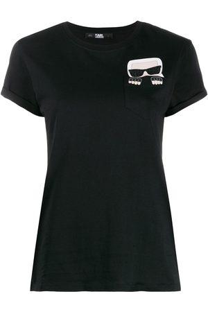 Karl Lagerfeld Karl motif T-shirt