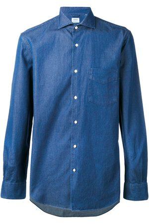 Aspesi Colour block shirt