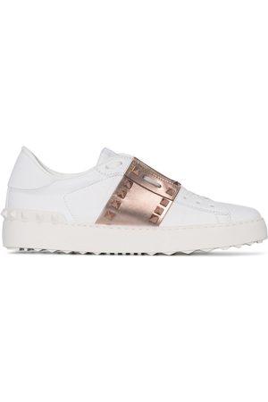 Valentino Women Sneakers - Garavani Rockstud Open sneakers