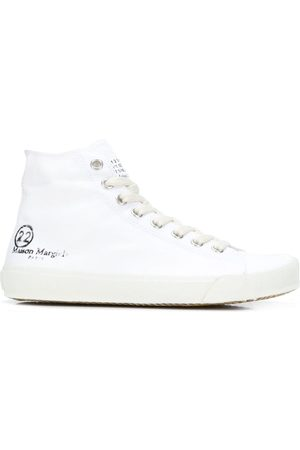Maison Margiela Hi-top Tabi sneakers