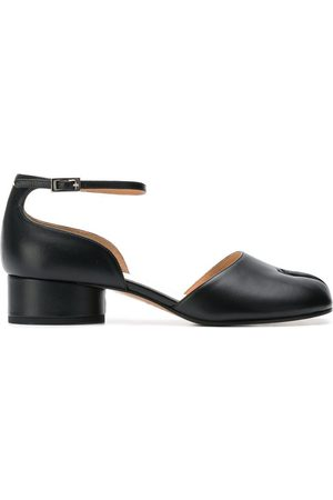 Maison Margiela Tabi toe block heel sandals
