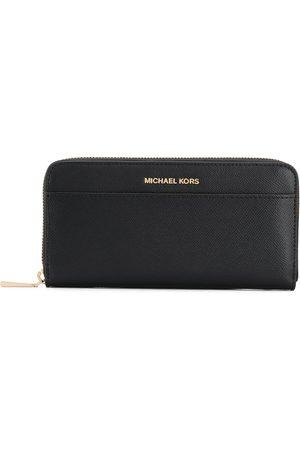 Michael Kors Women Wallets - Textured zip wallet