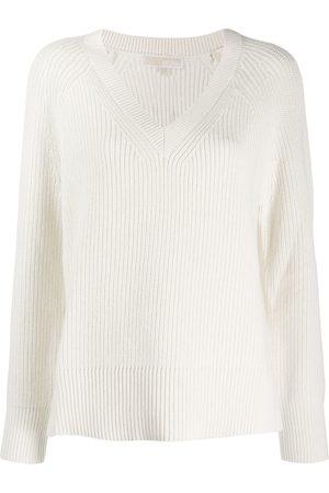 Michael Kors Oversized v-neck sweater