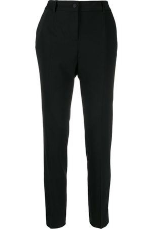 Dolce & Gabbana Contrast band trousers