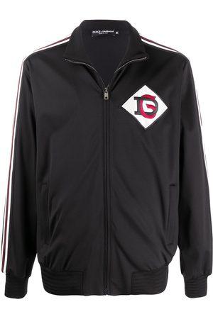 Dolce & Gabbana Chest logo track jacket