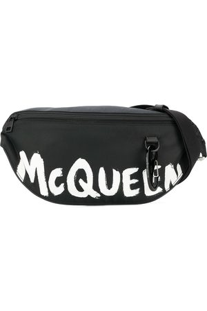 Alexander McQueen Oversized Harness belt bag