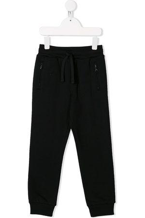 Dolce & Gabbana Mid-rise track pants