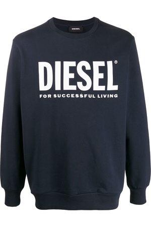 Diesel Printed logo sweatshirt