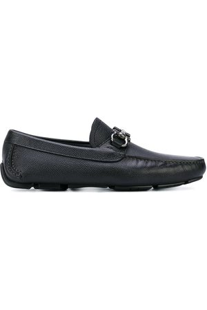 Salvatore Ferragamo Men Loafers - Horsebit driving shoes