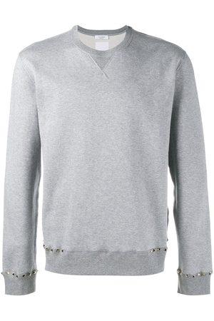 VALENTINO Rockstud sweatshirt - Grey