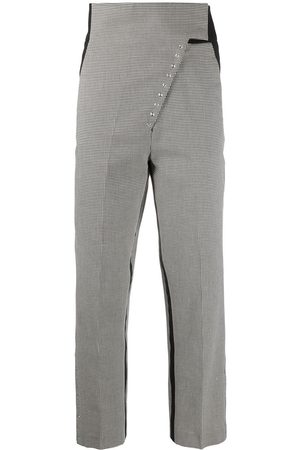 COPERNI Houndstooth print trousers
