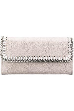 Stella McCartney Falabella continental wallet - Grey
