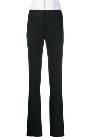 MUGLER Women Corsets - High waisted corset trousers