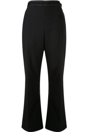 Marni Kick flare trousers