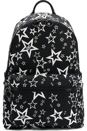 Dolce & Gabbana Star print backpack