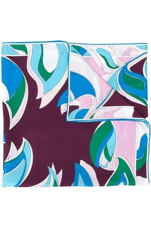 Emilio Pucci Classic printed scarf